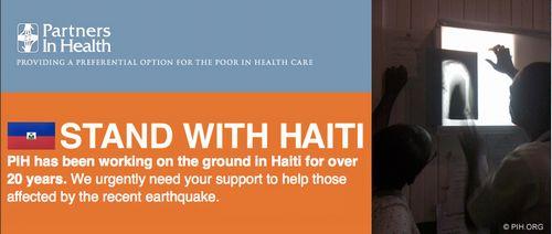 HAITI Donation